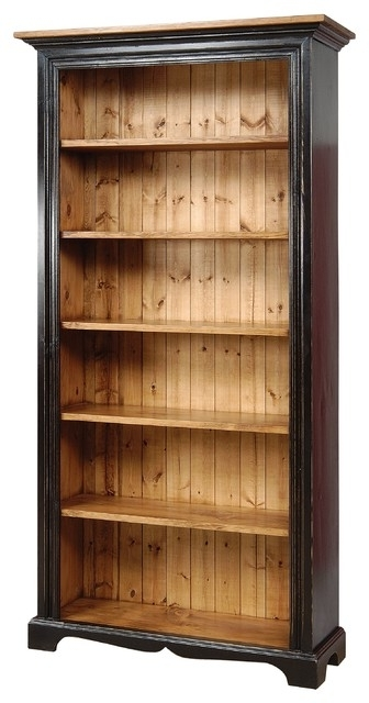 1St Avenue – Foxborough Tall Wooden Bookcase & Reviews (View 1 of 15)