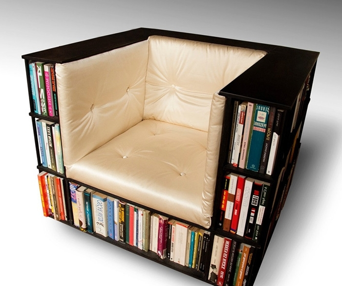 20+ Of The Most Creative Bookshelves Ever (View 1 of 15)