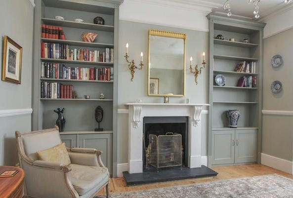 Featured Photo of Alcove Bookcases