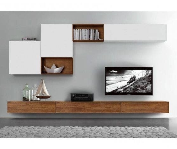 2017 Best 25+ Wall Units For Tv Ideas On Pinterest (View 1 of 15)