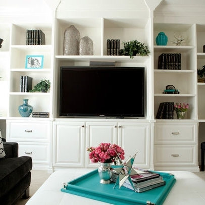 2017 Built In Shelves Around Tv – Google Search (Gallery 14 of 15)