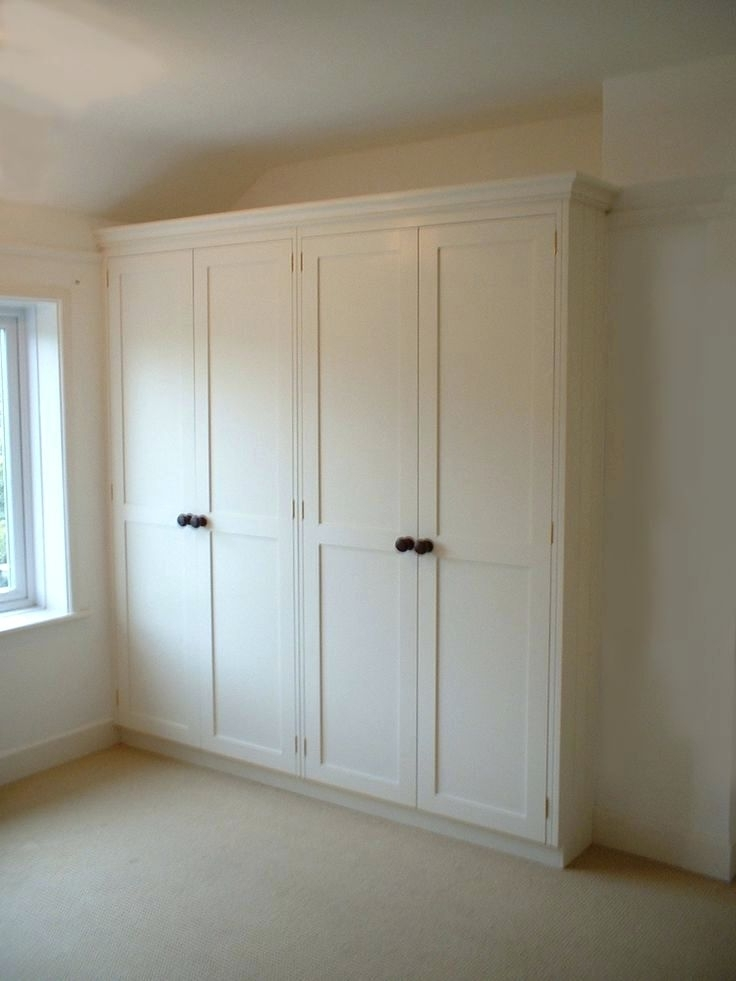 2017 Fitted Cabinets Inside Wardrobes ~ Wooden Doors For Fitted Wardrobes Built In Bedroom (View 1 of 15)