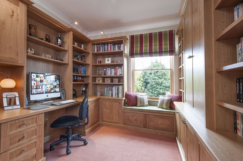 2017 Fitted Study Furniture Gallery With Regard To Fitted Study Furniture (View 13 of 15)