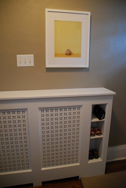 2017 Radiator Covers With Bookshelves For Radiator Cover (View 2 of 15)
