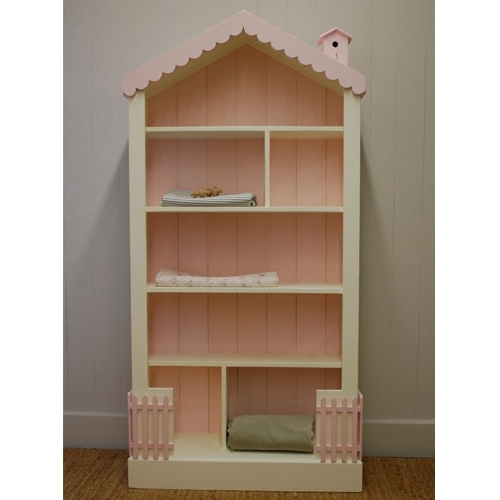 2017 Tall Dollhouse Bookcase And Luxury Kid Furnishings Including Intended For Dollhouse Bookcases (View 2 of 15)