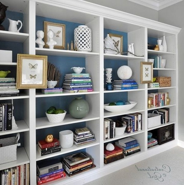 2018 30 Genius Ikea Billy Hacks For Your Inspiration 2017 Throughout Ikea Bookcases (View 1 of 15)