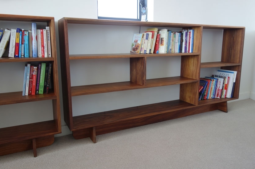 2018 42 Low Bookcase, Red Low Bookcase Thesecretconsulcom Regarding Low Bookcases (View 2 of 15)