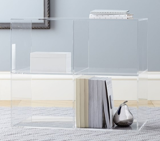 Featured Photo of Acrylic Bookcases