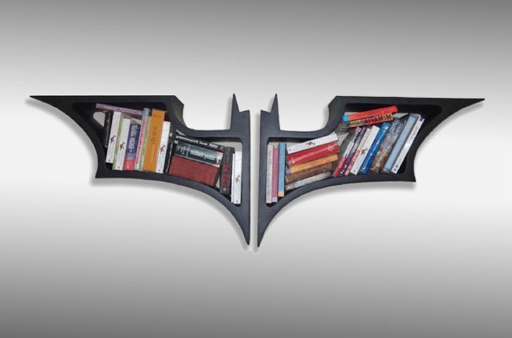 2018 Batman Bookcases With Batman Bookcase (Gallery 2 of 15)
