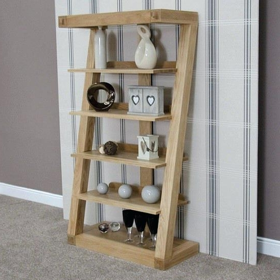 2018 Bookcase ~ Contemporary Solid Wood Bookcases Contemporary Wood Regarding Contemporary Oak Bookcases (View 1 of 15)