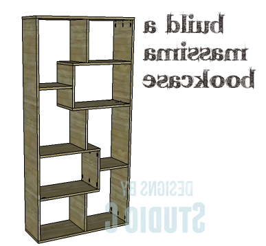 2018 Bookcases Ideas: Ana White Build A Kentwood Bookshelf Free And With Diy Bookcases Plans (View 1 of 15)