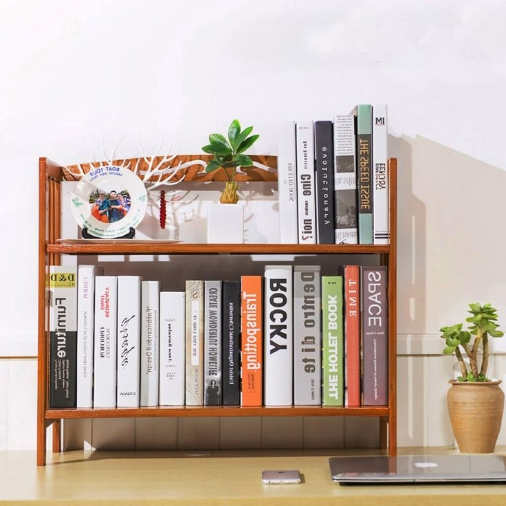 2018 Desktop Bookcases For Best 25+ Desktop Bookshelf Ideas On Pinterest (View 2 of 15)