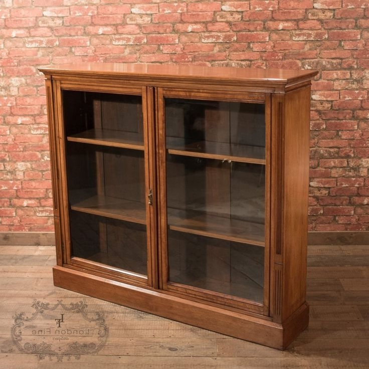 2018 Glazed Bookcases With 101 Best Antique Bookcases & Cabinets Images On Pinterest (View 9 of 15)
