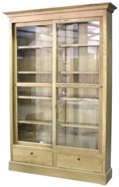 2018 Lockable Bookcases Intended For Lockable Bookcase Bookcases Sliding Shelves Luxury Sliding Door (View 1 of 15)