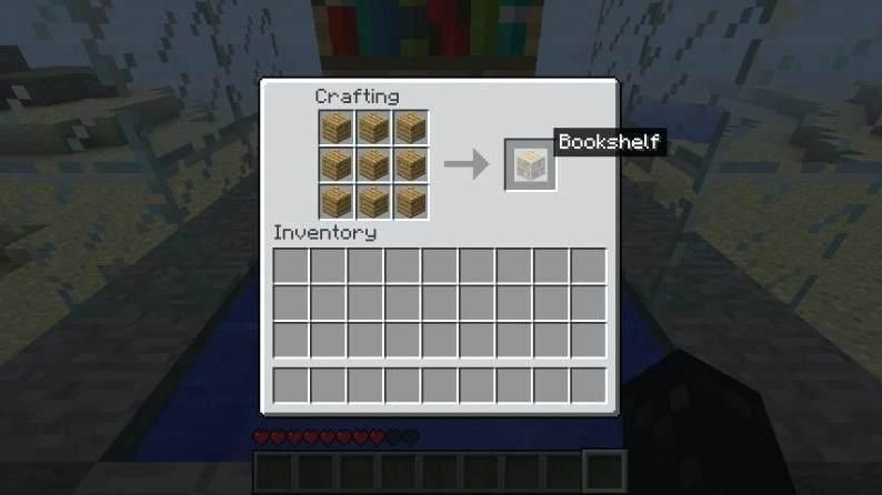 2018 Minecraft Bookcases Within Minecraft Bookcases Disappear Bookshelf Crafting 8 Planet X – Home (View 3 of 15)