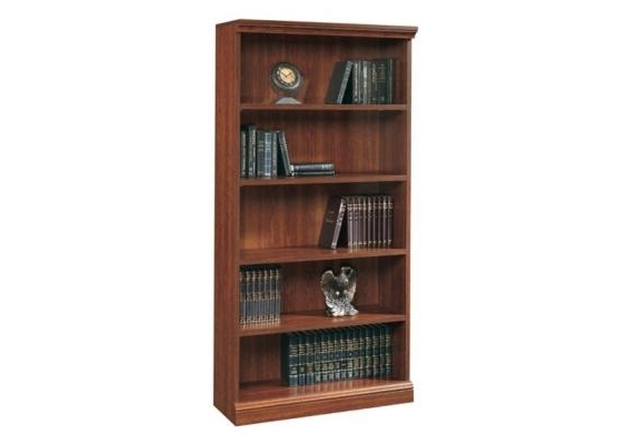 2018 Sauder Camden County 5 Shelf Bookcase 101785 With Sauder 5 Shelf Bookcases (View 1 of 15)