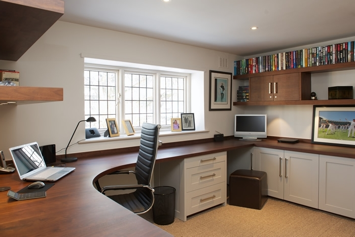 24 Unique Fitted Study Furniture Home Office (View 4 of 15)