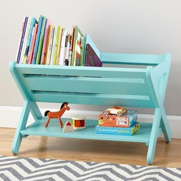 25 Really Cool Kids' Bookcases And Shelves Ideas (View 3 of 15)