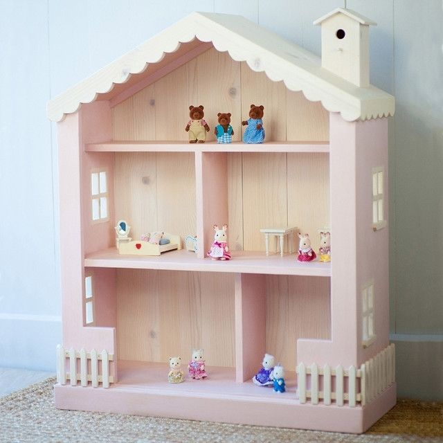 28 Dollhouse Bookcases That Can Be Perfect For Your Kids Inside Most Popular Dollhouse Bookcases (View 3 of 15)