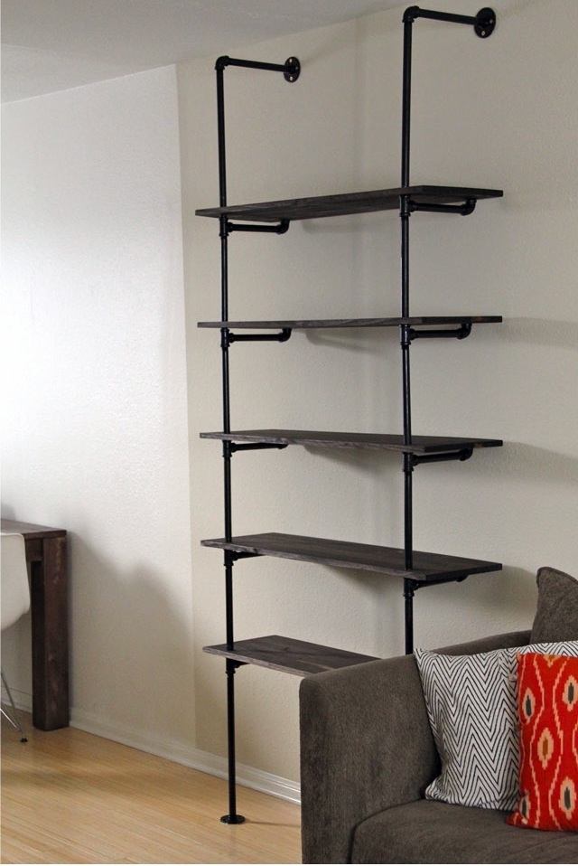40 Easy Diy Bookshelf Plans (View 2 of 15)