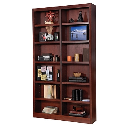 84 Inch Tall Bookcases Regarding Famous Bookcases Ideas: Woderful 84 Inch Bookcase Choice 30 X 84 Bookcase (View 5 of 15)