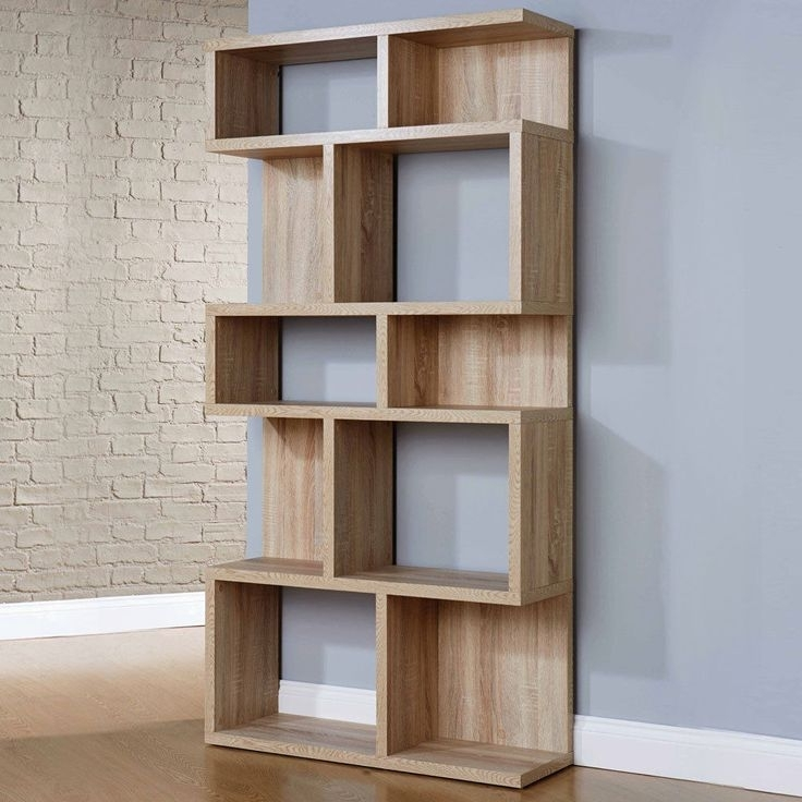 Featured Photo of Contemporary Oak Shelving Units