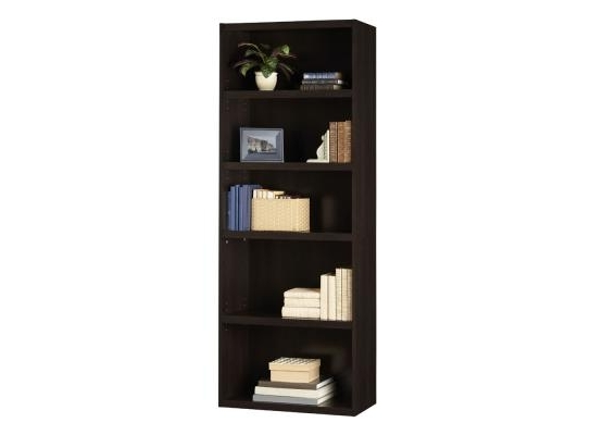 Ameriwood 5 Shelf Bookcase 9602207p In Most Popular Ameriwood 5 Shelf Bookcases (View 11 of 15)