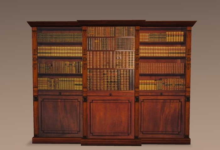 Antique Bookcases – A Great Home Addition — All About Home Design In 2017 Antique Bookcases (View 4 of 15)