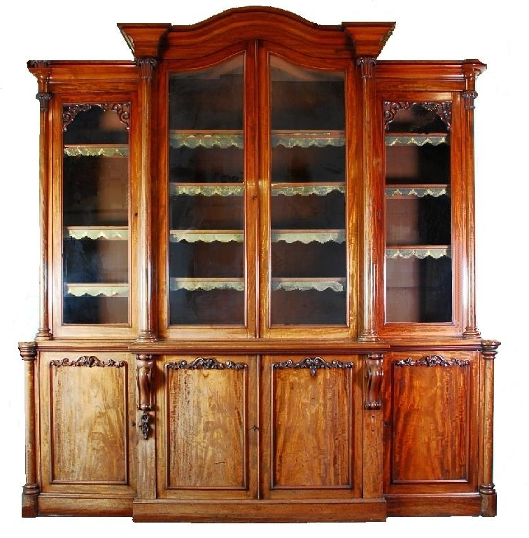 Antique Furniture Blog With Regard To Antique Bookcases (View 7 of 15)