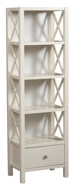 Awesome Bookshelf Doors White Amp Bookcases Modern Amp Traditional For Most Popular Tall White Bookcases (View 13 of 15)