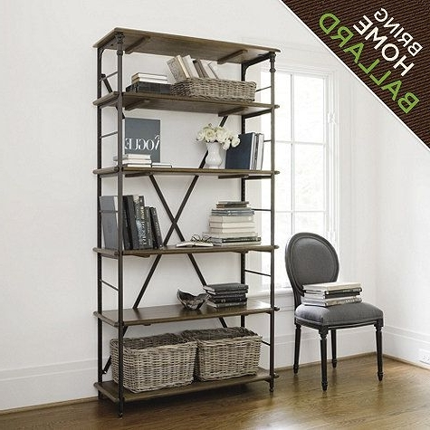 Ballard Designs Bookcases Within Well Known 40 Best Shelves & Etageres Images On Pinterest (View 6 of 15)