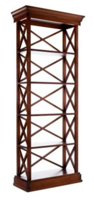 Ballard Designs Bourdonnais Bookcase – Copycatchic Within Favorite Ballard Designs Bookcases (View 7 of 15)