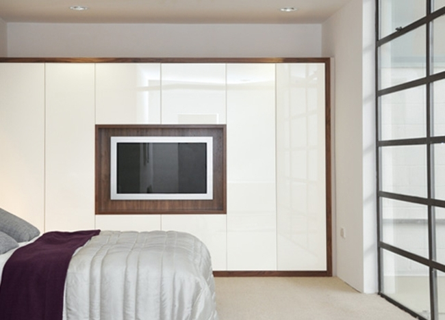 Featured Photo of Built In Wardrobes With Tv Space
