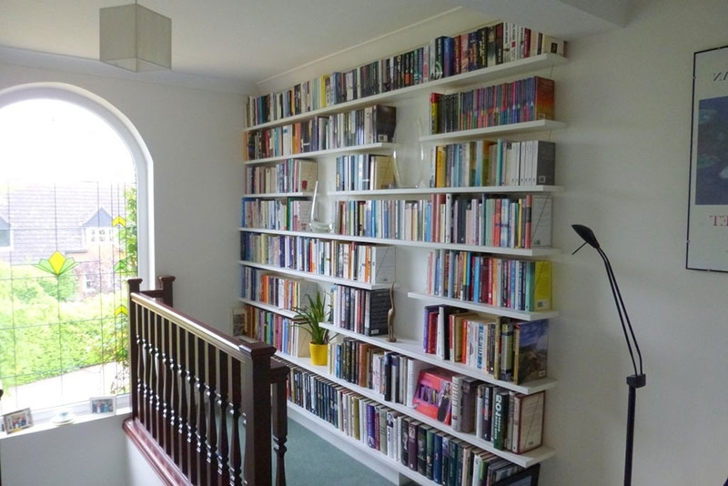 Bespoke Bookcase Shelves – Bookcase Shelves (View 1 of 15)