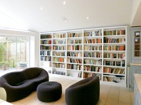 Bespoke Bookshelves For Widely Used Built In Bookcases For Your Book Collection (View 3 of 15)