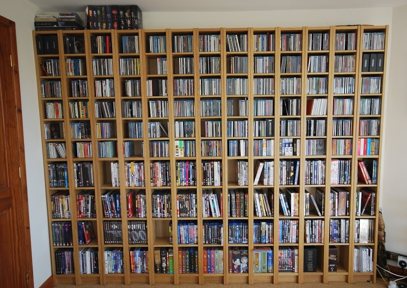 Bespoke Cd Storage Within Most Popular Cd Storage (View 5 of 15)