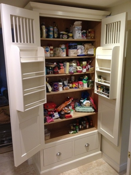 Bespoke Cupboard Inside Well Known Marc Smith Bespoke – Larder Cupboards (View 2 of 15)