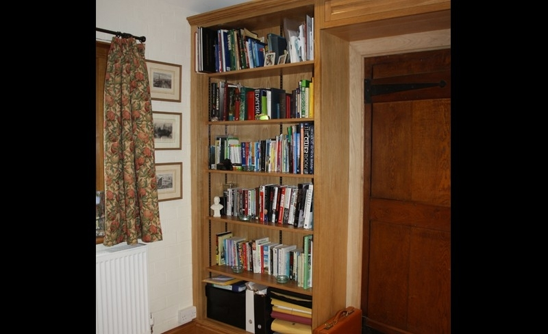 Bespoke Library Regarding Popular Matthew James Furniture (View 13 of 15)