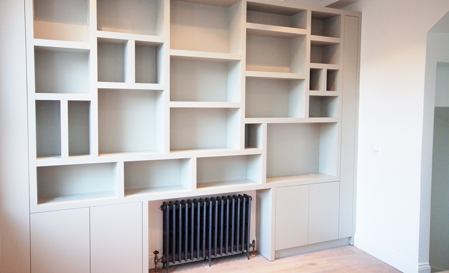 Featured Photo of Bespoke Shelving Units