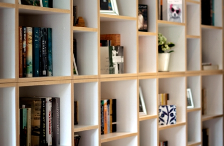 Bespoke Shelving Units Within Most Recent Home – Matthew Mccrossan (Alcove Furniture, Fitted Furniture (View 5 of 15)
