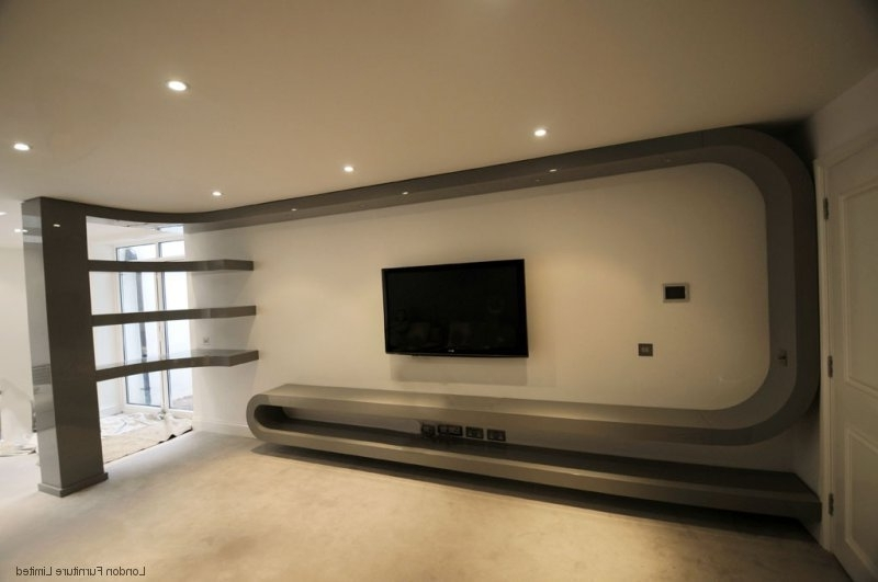 Bespoke Tv Unit (View 5 of 15)