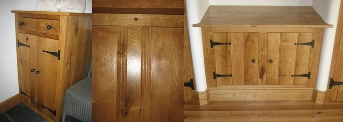 Bespoke Wooden Furniture And Cupboards In Cumbria With Widely Used Bespoke Cupboards (View 3 of 15)