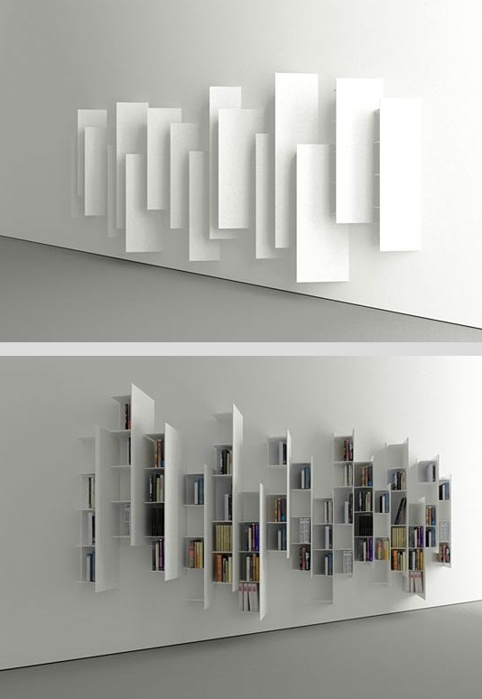 Best 25+ Bookshelf Design Ideas On Pinterest (View 2 of 15)