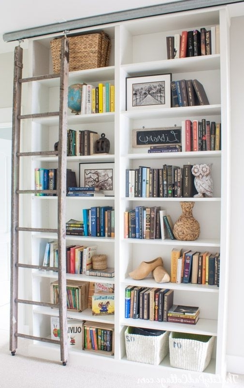 Best 25+ Library Ladder Ideas On Pinterest (View 1 of 15)