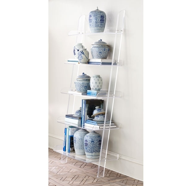 Best And Newest Acrylic Bookcase Furniture (View 8 of 15)