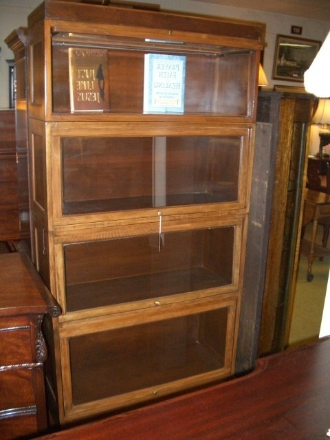 Featured Photo of Antique Bookcases