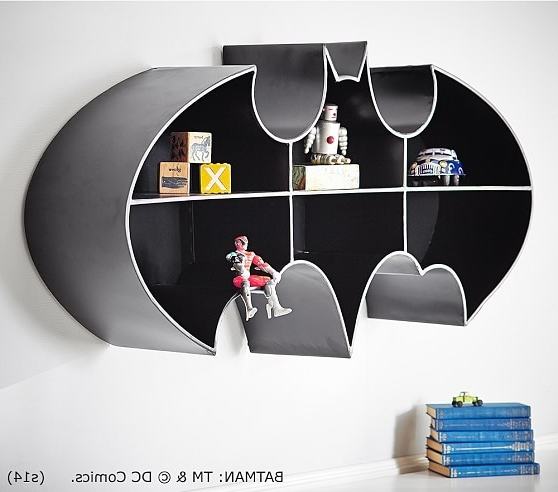 Best And Newest Batman Bookcases For Batman™ Shelf (View 8 of 15)