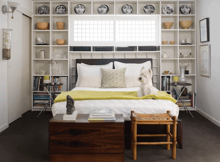 Best And Newest Bed Bookcase – Contemporary – Bedroom – Colorado Homes & Lifestyles Regarding Bookcases Bed (View 2 of 15)