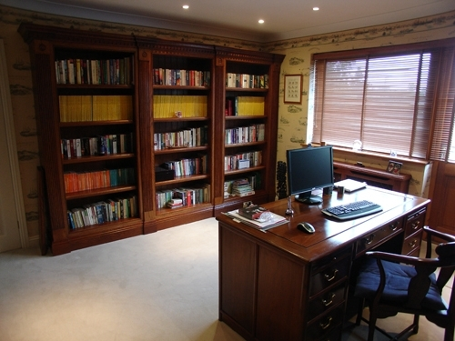Best And Newest Bespoke, Handmade Studies And Home Office Furniture – Heaven & Stubbs Inside Bespoke Study Furniture (View 7 of 15)