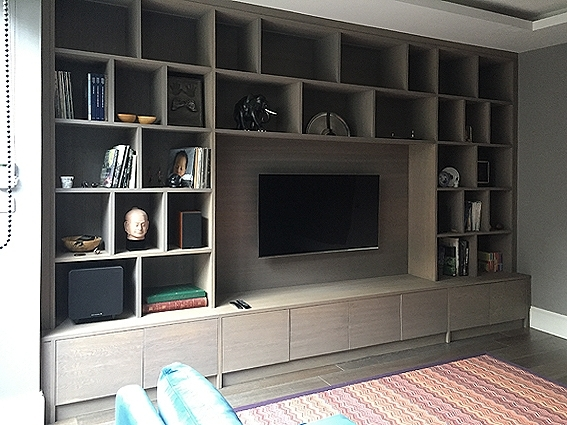 Best And Newest Bespoke Tv Unit Throughout Tv And Hi Fi Cabinets Made To Measure (View 11 of 15)
